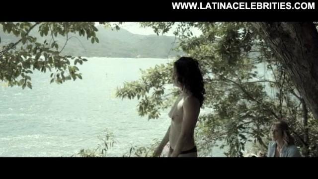 Cl Ohana Zoom Brasil Celebrity Latina Brunette Hot Sensual Gorgeous