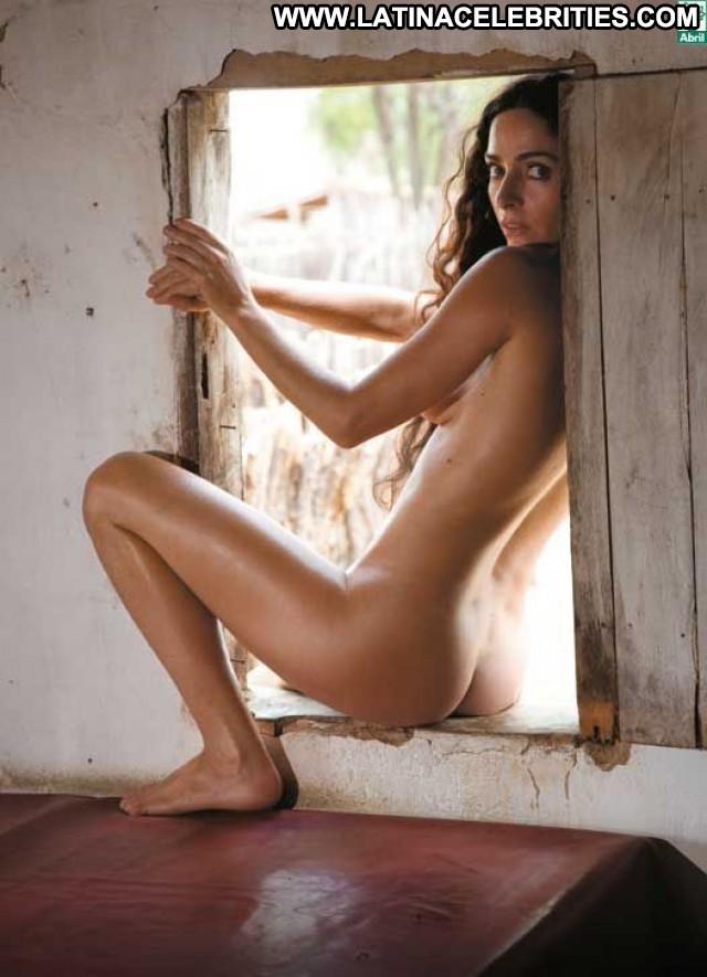 Cl Ohana Playboy Brasil Sultry Latina Sensual Brunette Celebrity Cute