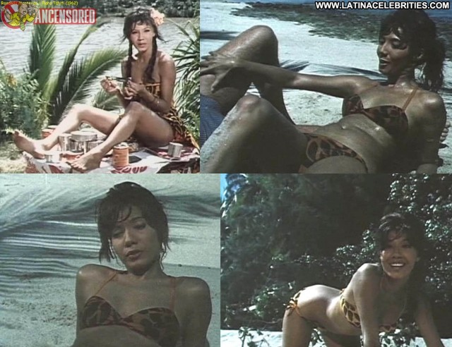 Rosenda Monteros Tiara Tahiti Brunette Celebrity Sexy Stunning Latina