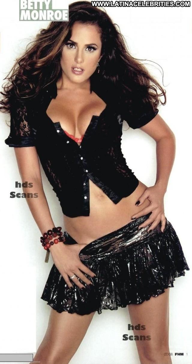 Betty Monroe Miscellaneous Latina Sensual Stunning Celebrity Medium