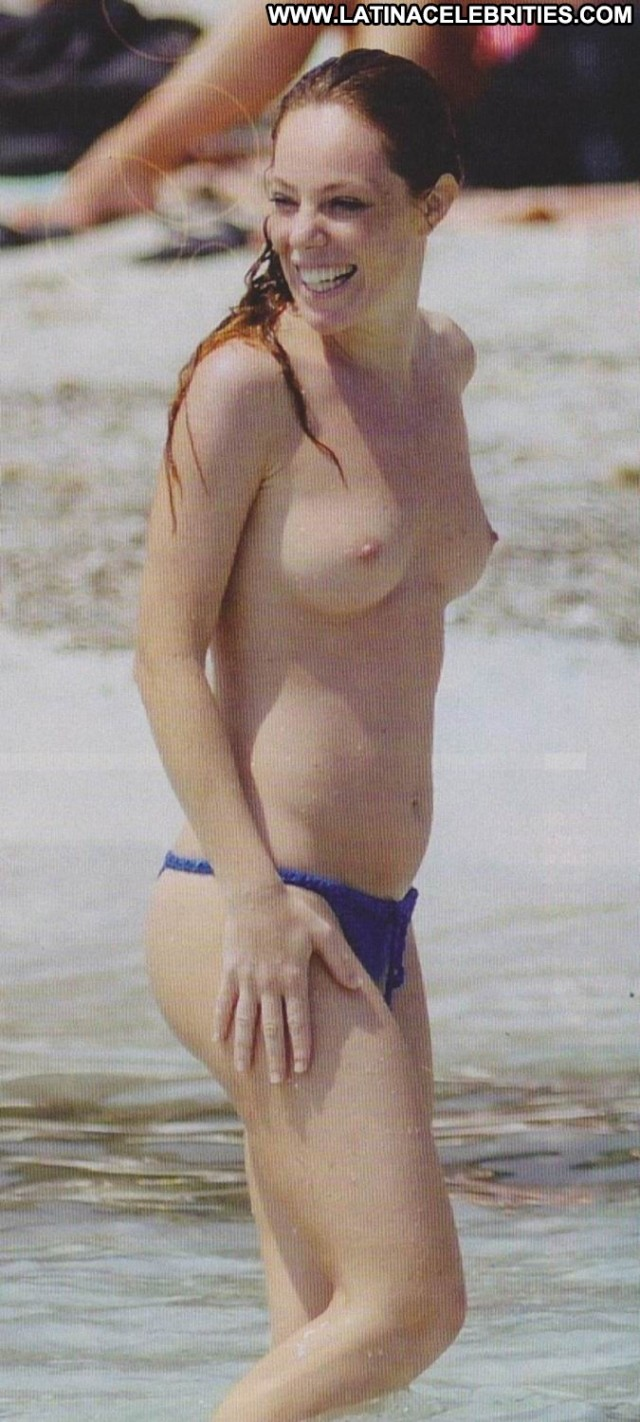 Silvia Marty Miscellaneous Latina Hot Celebrity Redhead Small Tits