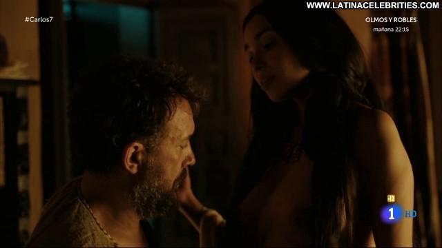 Iazua Larios Carlos Rey Emperador Latina Medium Tits Sensual
