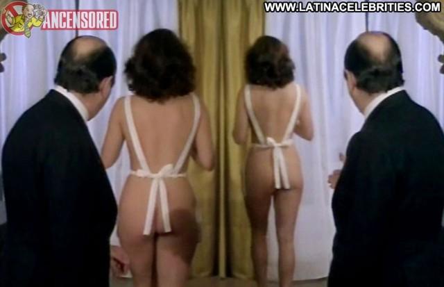 Azucena Hern De Divor Latina Celebrity Medium Tits Gorgeous Brunette