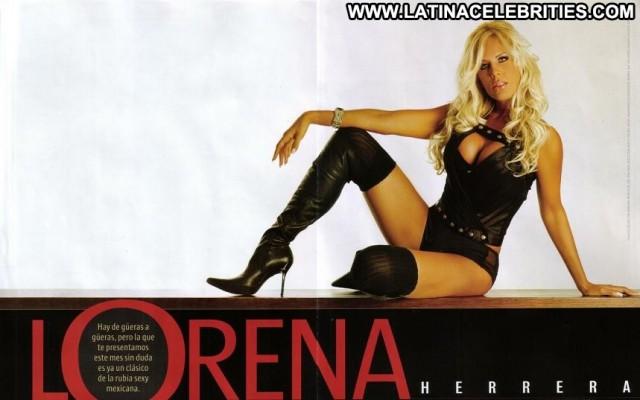 Lorena Herrera Miscellaneous Blonde Celebrity International Medium