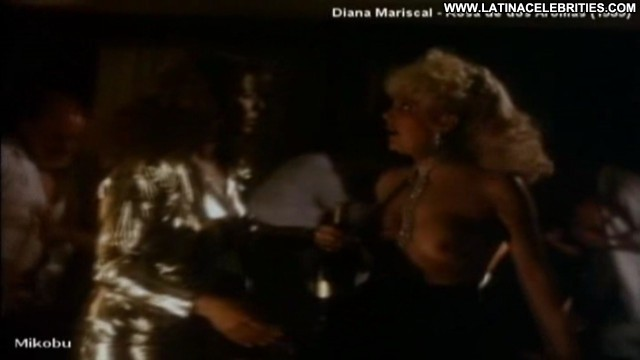 Diana Herrera Rosa De Dos Aromas International Blonde Nice Doll