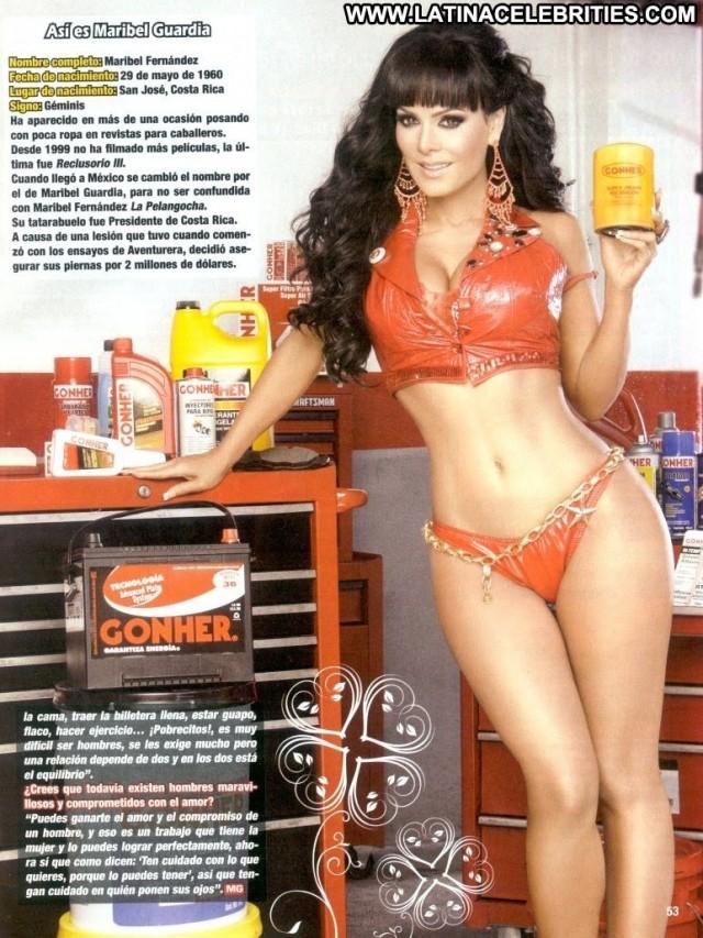 Maribel Guardia Miscellaneous Sensual Singer Latina Brunette Medium