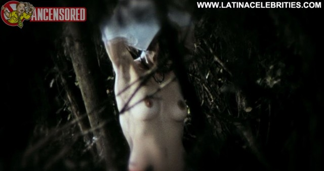 Barbara Goenaga Timecrimes International Celebrity Beautiful Latina
