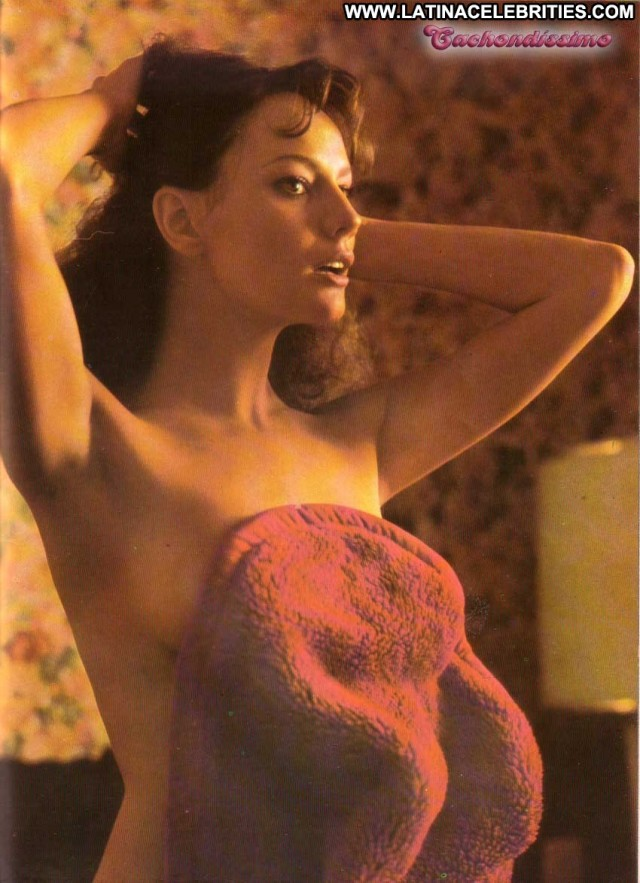 Paca Gabald Miscellaneous Brunette Doll Hot Small Tits Latina Posing