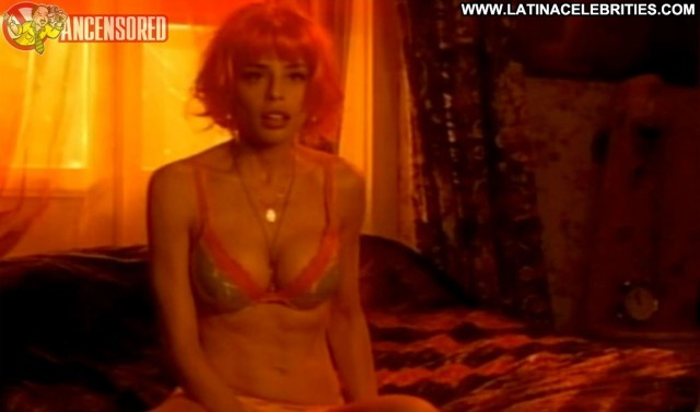 Inma Del Moral Sex Crazy Blonde Doll Beautiful Latina Celebrity