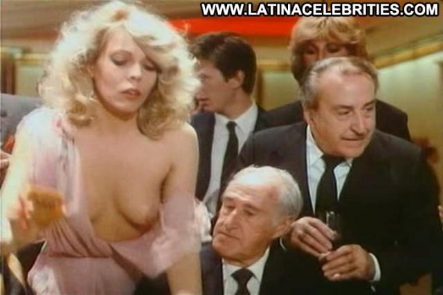 Carmen Conesa A La P Latina International Stunning Blonde Celebrity