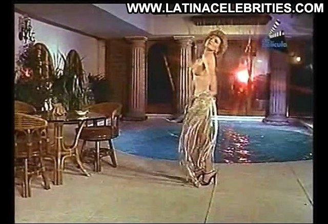 Angelica Chain Escuela De Placer Latina Posing Hot Celebrity Gorgeous
