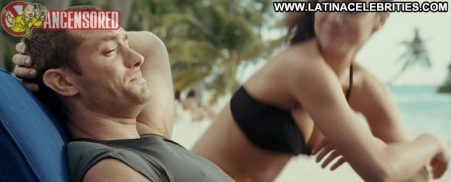 Alice Braga Repo Men International Nice Celebrity Brunette Pretty