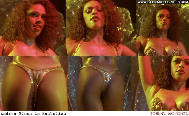 Andrea Bloom Sambolico Medium Tits Celebrity Gorgeous Latina Sensual