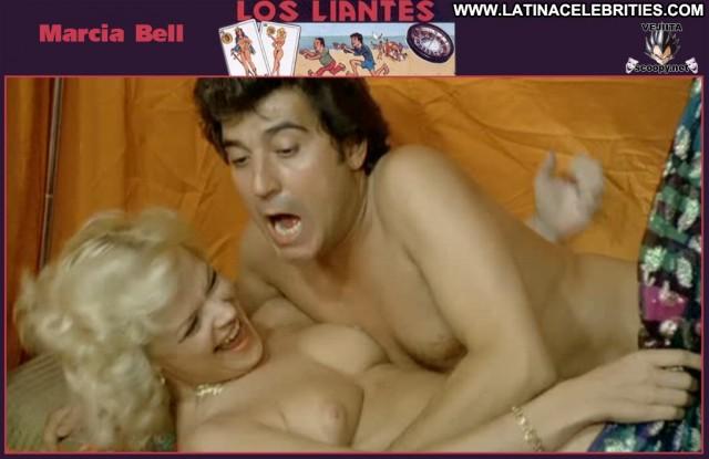 Marcia Bell Los Liantes Medium Tits Blonde Gorgeous Latina