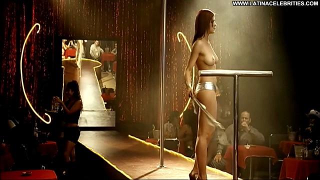 Irene Azuela Bajo La Sal Celebrity Hot Medium Tits Latina Brunette