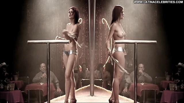 Irene Azuela Bajo La Sal Latina Hot Celebrity Medium Tits Brunette