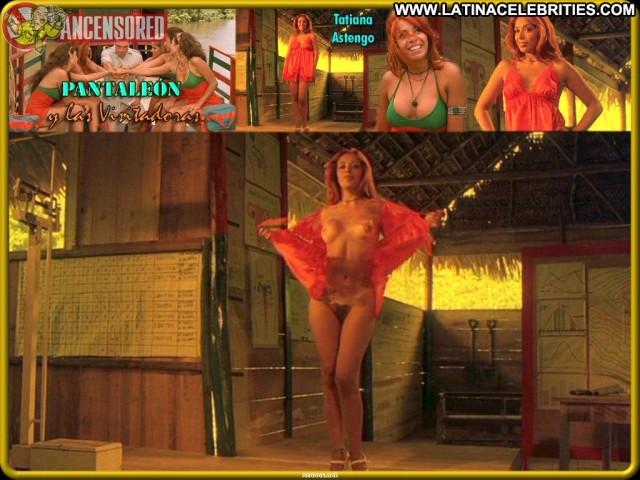 Tatiana Astengo Pantale Redhead Latina International Celebrity Medium