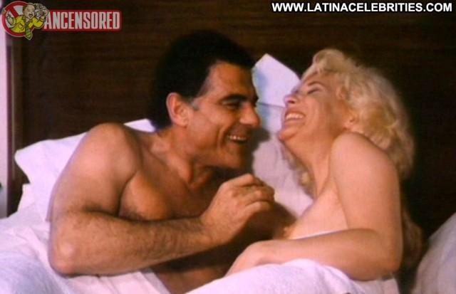 Muntsa Alca El Ministro Posing Hot Sultry Latina Celebrity Nice