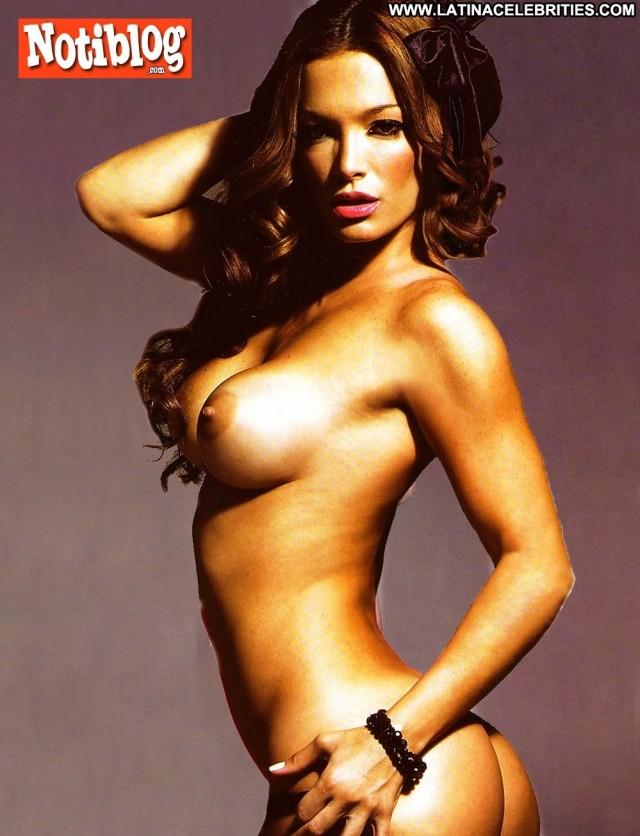 Claudia Albertario Interview Sexy Celebrity Hot Latina Medium Tits