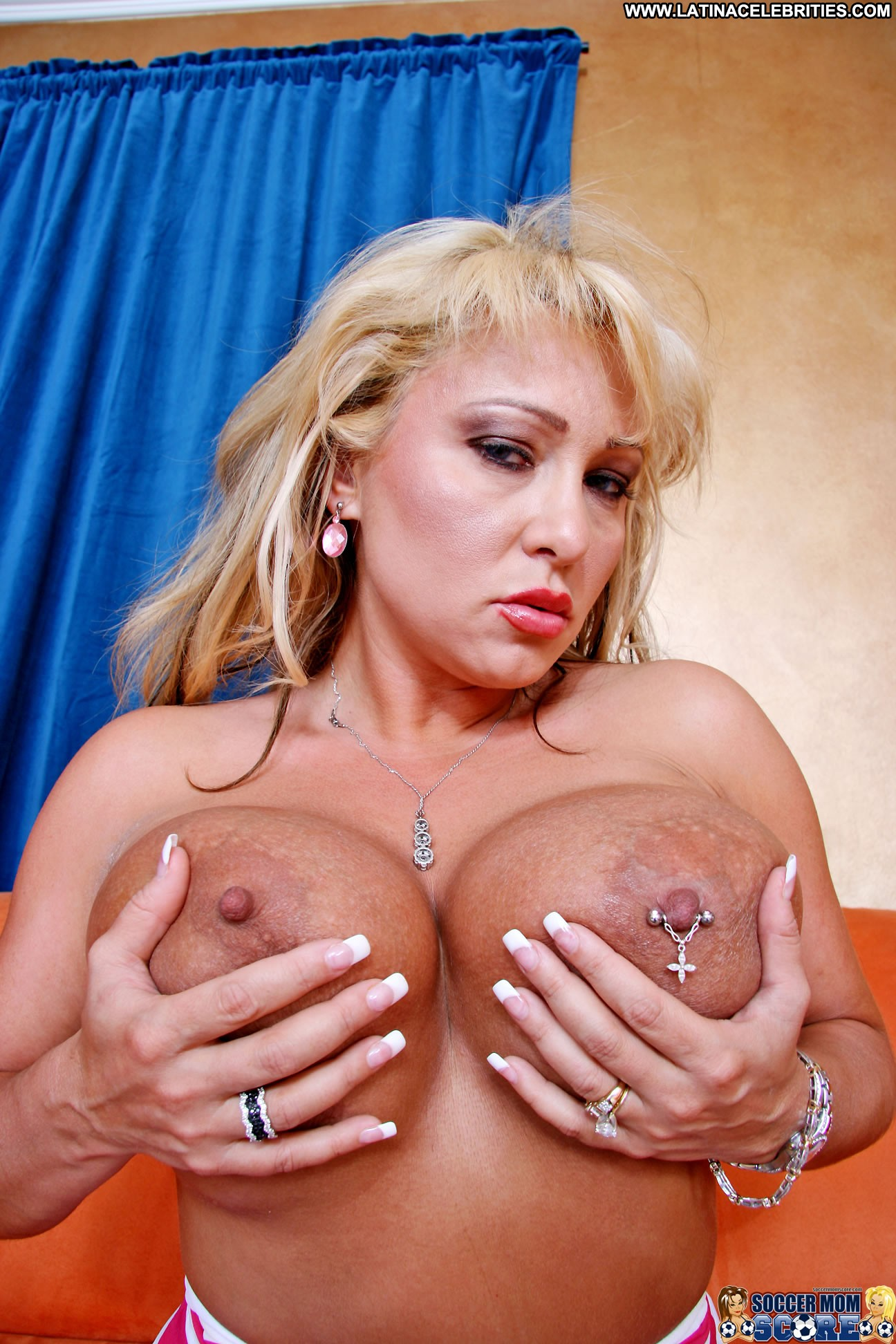 Stunning blonde mature on cam 6