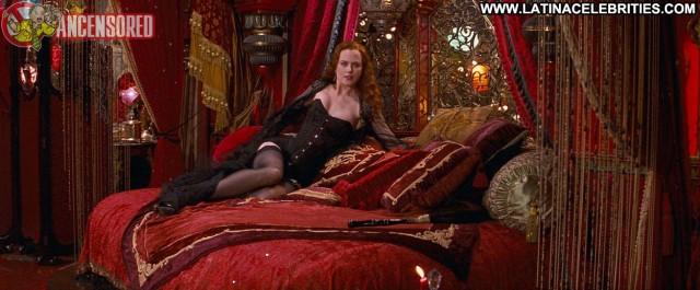 Nicole Kidman Moulin Rouge International Skinny Celebrity Small Tits