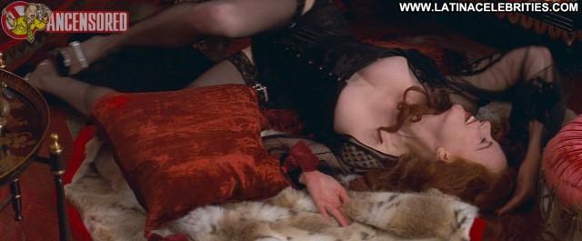 Nicole Kidman Moulin Rouge Celebrity Cute Pretty Small Tits Redhead
