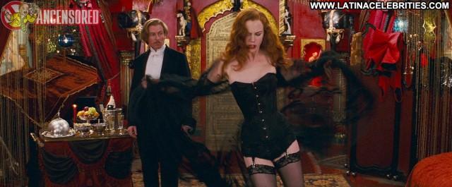Nicole Kidman Moulin Rouge Celebrity Skinny Small Tits Cute Pretty