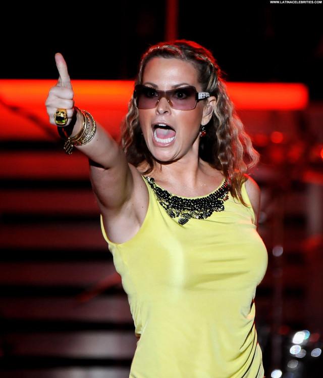 Anastacia Las Vegas Singer Stage Cute Celebrity Gorgeous Spain Angel