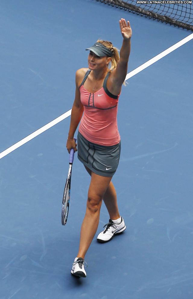 Maria Sharapova Michelle Russia Sexy Celebrity Romania Tennis China