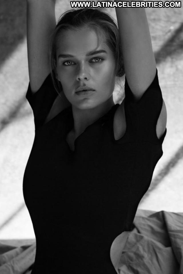Solveig Mork Hansen Topless Photoshoot  Babe Topless Celebrity Posing