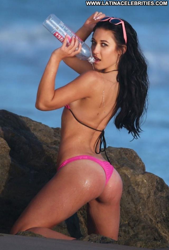 Bikini Topless Photoshoot  Bikini Canadian Usa Beautiful Sexy