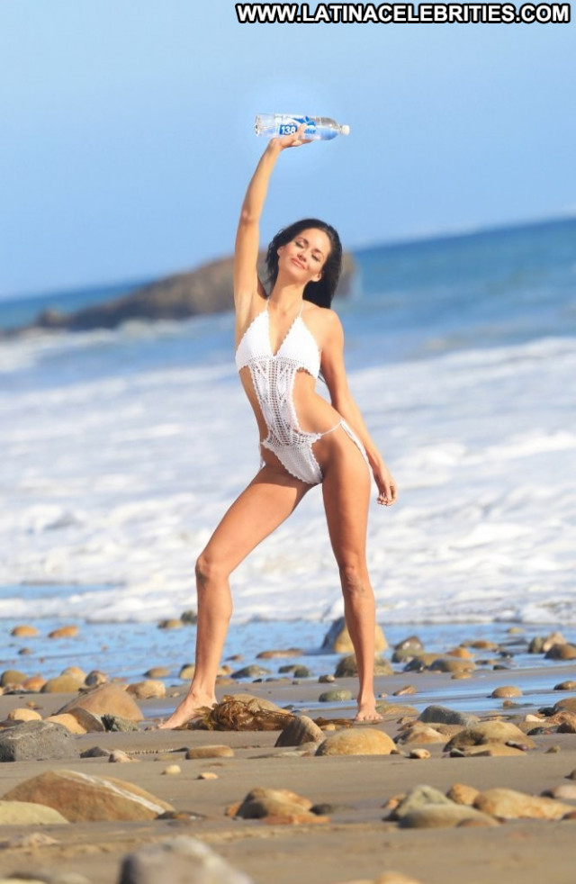Nadine Vinzens No Source Beautiful Posing Hot Photoshoot Model