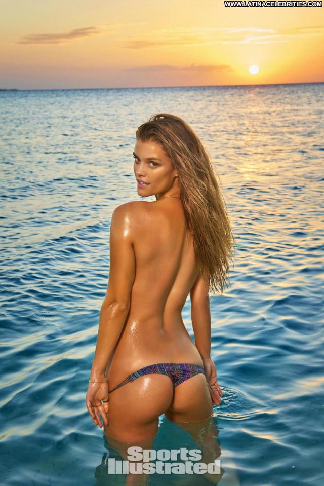 Nina Agdal Sports Illustrated Swimsuit Beautiful Tits Topless
