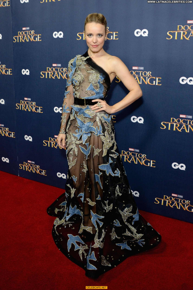 Rachel Mcadams No Source See Through London Celebrity Beautiful Pants