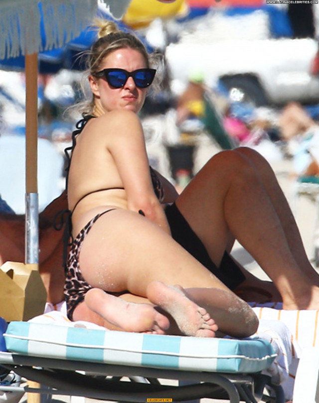 Nicky Hilton No Source Babe Bikini Posing Hot Beautiful Beach