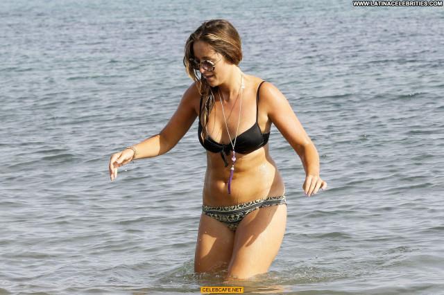 Bikini No Source Bikini Beach Babe Beautiful Celebrity Ibiza Posing