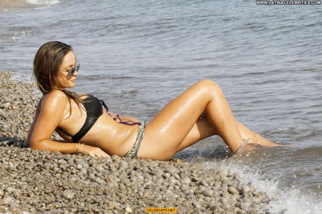 Bikini No Source Celebrity Bikini Ibiza Beautiful Beach Posing Hot