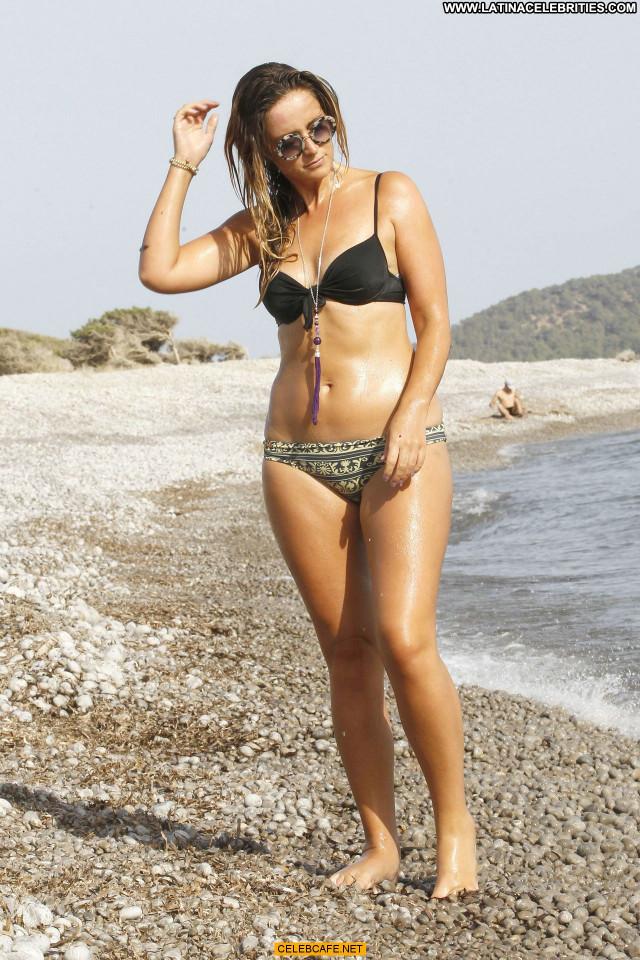 Bikini No Source Beautiful Bikini Babe Beach Ibiza Celebrity Posing