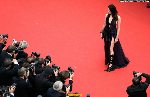 Frederique Bel Cannes Film Festival Babe Posing Hot Beautiful