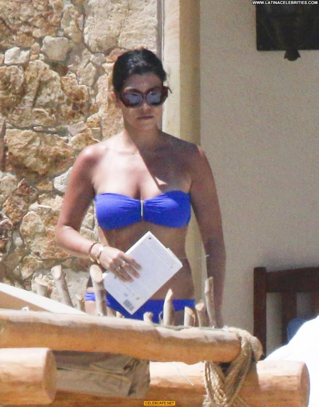 Kourtney Kardashian No Source Pants Posing Hot Celebrity Beautiful