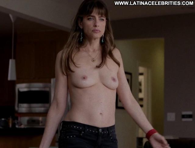 Amanda Peet No Source Toples Posing Hot Jeans Babe Topless Breasts