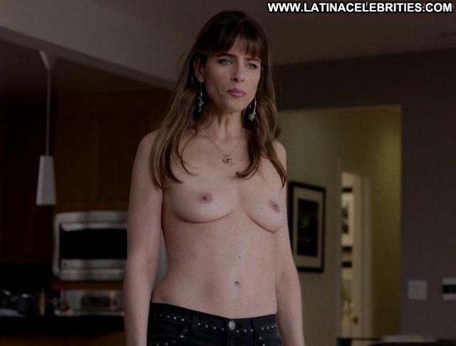 Amanda Peet No Source Babe Posing Hot Beautiful Toples Breasts