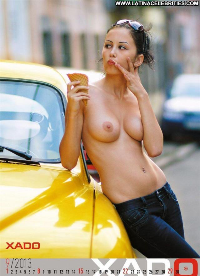 Nude I Calendar Car Calendar Beautiful Nude Balcony Babe Celebrity
