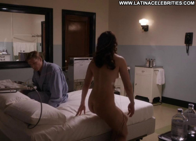 Romina Bovolini Masters Of Sex Nice Babe Sex Ass Breasts Bed Bar