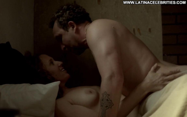 Brooke Smith Ray Donovan Babe Sex Scene Toples Topless Celebrity Bed