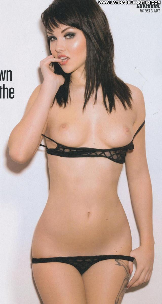 Mellisa Clarke American Idol Magazine Nude Beautiful Babe Blonde