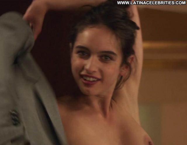 Clara Ponsot Les Infideles Actress Babe Perfect Nude Tongue Big Tits