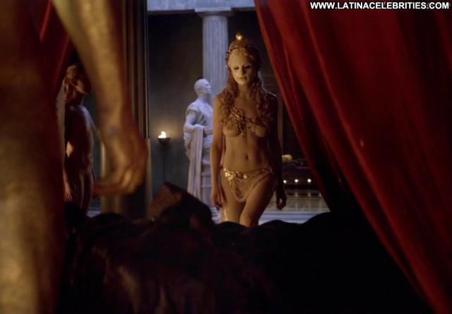 Viva Bianca Spartacus Vengeance Big Tits Pregnant Celebrity Posing