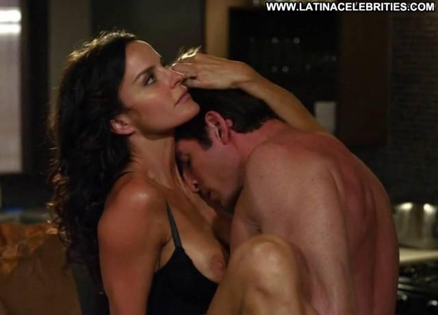 Ana Alexander The Hand Tv Show Babe Breasts Beautiful Posing Hot Bra