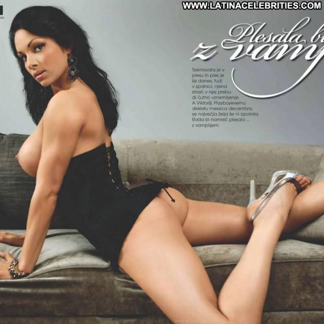 Viktorija Zumba Manzinni Photo Shoot Big Tits Happy Magazine